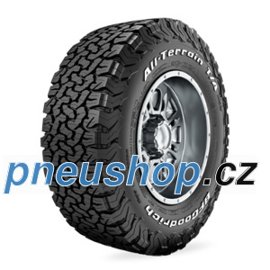 BF Goodrich All-Terrain T/A KO2 ( 245/75 R16 120S )