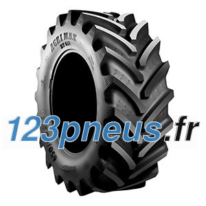BKT Agrimax RT657 ( 340/65 R18 113A8 TL Double marquage 113B )