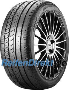 """Avon ZV5 ( 205/50 R16 87V mit Felgenhornschutz ) ZV3 - Reifen für leistungsstarke Limousinen Spezielles """"Drei-Zonen-Profil"""" sorgt für sehr hohe Laufruhe Vertrauenerweckende Fahreigenschaften im Grenzbereich Starke Straßenhaftung bei allen Bedingungen Hohe Lenkpräzision Breite Auswahl an Reifengrößen Asymmetrisches Profil bedeutet dass der Reifen auf jedes Rad passt Profilblöcke an der Außenschulter für verbesserte Kurvenstabilität Erhältlich in den Geschwindigkeitskategorien H und V, PKW Sommerr"""