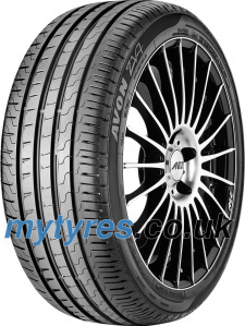 Avon ZV7 ( 225/55 R17 101W XL with Rim flange protection )