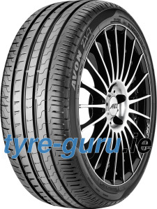 Avon ZV7 215/45 R17 91W XL with Rim flange protection