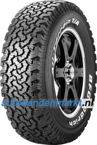 Bf Goodrich All Terrain T/A KO band