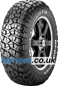 Bf Goodrich Mud Terrain T/A KM2 tyre