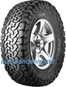 Bf Goodrich All Terrain T/a Ko2 band