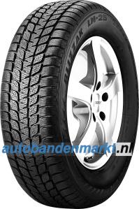 Bridgestone Blizzak LM25 XL pneu