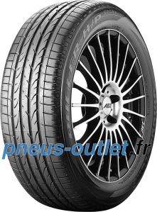Bridgestone Dueler H/P Sport 255/55 R18 109V XL avec protège-jante (MFS)