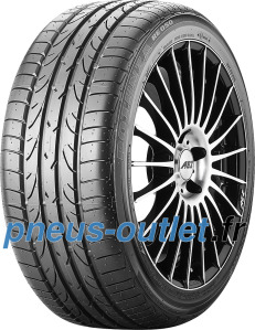 Bridgestone Potenza RE 050 RFT 225/50 R16 92W *, avec protège-jante (MFS), runflat