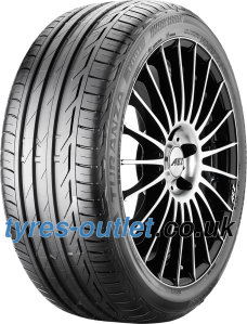 Bridgestone Turanza T001 Evo 225/50 R16 92W with rim protection (MFS)