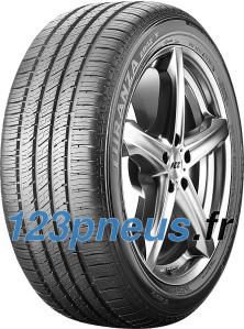 Ces pneus atténuent au maximum les bruits causés par le roulage, ils optimisent le confort de conduite et ils offrent une excellente tenue de route et une bonne maniabilité