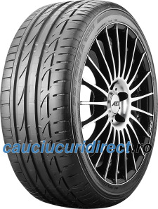 Bridgestone Potenza S001 RFT ( 225/45 R18 91Y *, runflat ) imagine