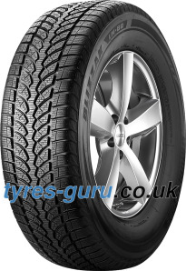 Bridgestone Blizzak LM80 XL pneu