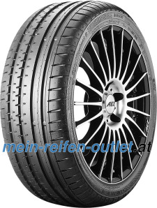 Continental SportContact 2 285/30 ZR18 (93Y) N2, mit Felgenrippe
