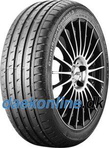 Continental ContiSportContact 3 ( 235/45 R18 94W )