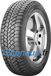 Continental ContiIceContact ( 225/60 R17 99T , Clouté )