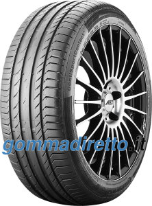 Image of Continental ContiSportContact 5 SSR ( 225/50 R18 99W XL *, runflat )