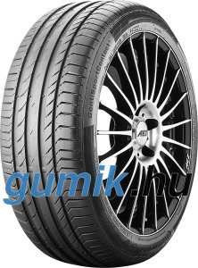 Continental ContiSportContact 5 SSR ( 255/55 R18 109H XL *, SUV, runflat )