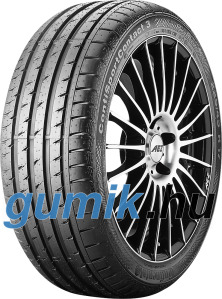 Continental ContiSportContact 3 ( 225/45 R17 91W peremmel, * )