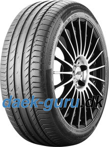 Continental ContiSportContact 5 SSR 225/45 R19 92W *, runflat