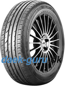Continental ContiPremiumContact 2 215/40 R17 87V XL Med fælgribbe