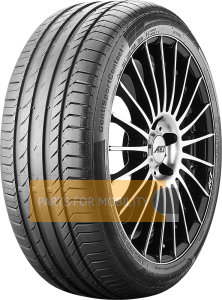 ContiSportContact 5 SSR *, SUV, runflat