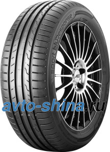Dunlop Sport BluResponse ( 195/50 R16 88V XL c защитой диска (MFS) )