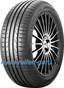 Dunlop Sport BluResponse ( 205/55 R16 91V Reduzierter Rollwiderstand ), car-tyres Sommerreifen