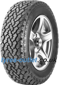 General GRABBER AT2 LT285/75 R16 122/119Q 8PR , studdable, with kerbing rib OWL