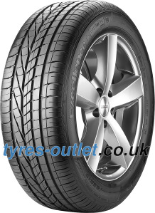 Goodyear Excellence ROF 245/40 R17 91Y MOE, with rim protection (MFS), runflat