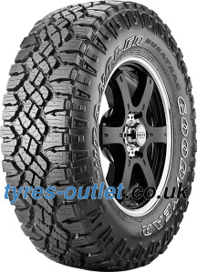 Goodyear Wrangler DuraTrac LT315/70 R17 121/118Q 8PR , with rim protection (MFS) BSL