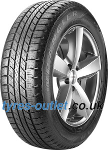 Goodyear Wrangler Hp All Weather Rof pneu