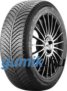 Goodyear Vector 4 Seasons ( 165/70 R14C 89/87R 6PR )