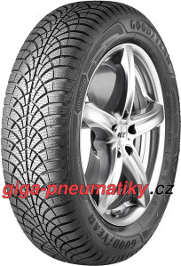 Goodyear UltraGrip 9+ ( 195/55 R16 87H )