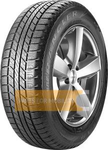Wrangler HP All Weather 245/65 R17 111H XL , mit Felgenschutz (MFS)