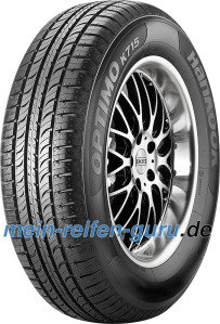 Optimo K715 ( 165/80 R13 87R XL )