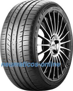 Kumho Ecsta Le Sport KU39 ( 215/40 ZR17 87Y XL con cordón de protección de llanta (FSL) )
