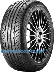 Kumho Ecsta SPT KU31 205/50 R17 93W XL con cordón de protección de llanta (FSL)