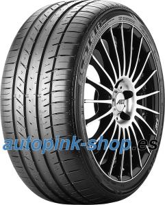 Kumho Ecsta Le Sport KU39 265/35 R18 97Y XL con cordón de protección de llanta (FSL)