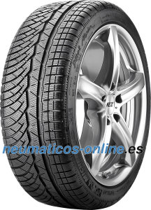 Michelin Pilot Alpin PA4 XL