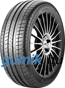 Michelin Pilot Sport 3 ( 205/45 R17 88V XL GRNX, felnivédőperemmel (FSL) )