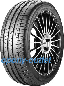 Michelin Pilot Sport 3 285/35 ZR20 (104Y) XL MO