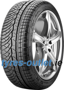Michelin Pilot Alpin PA4 265/35 R20 99W XL