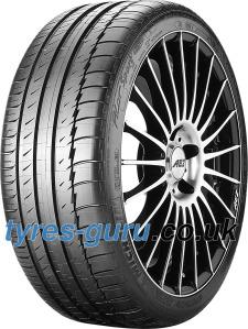 Michelin Pilot Sport PS2 ZP P285/30 ZR19 (87Y) LL with rim protection ridge (FSL), runflat