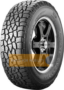 Baja STZ Double inscription 34x10.50R20, Marquage M+S