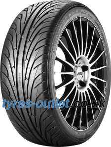 Nankang Ultra Sport NS-2 165/40 R17 75H with rim protection (MFS)