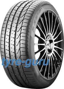 Pirelli P Zero 235/35 ZR20 (88Y) with rim protection (MFS)