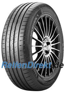 Vredestein Sportrac 5 ( 205/50 R16 87V ) Der Sportrac 5 ist ein extrem leiser Reifen mit hohem Komfort der in Zusammenarbeit mit Giugiaro entwickelt wurde. Der Reifen weist hervorragende Leistungen auf was Fahrstabilität und sportliches Fahren angeht. Dies spiegelt sich durch exzellentes Handling sowohl auf nasser als auch auf trockener Straße wider. Der gleichmäßige Anpressdruck bei geringem Luftverhältnis in Kombination mit asymmetrischen Rillen stellt eine optimale Haftung und einen kurzen Br