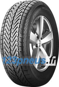 Le pneu hiver SUV haute performance Le WINTRAC 4 XTREME est le premier pneu hiver haute performance des véhicules utilitaires sport de Vredestein portant la signature d'un styliste haut de gamme. Le pneu met en valeur le modèle novateur et inspiré de Giugiaro, dont les lignes dynamiques et dépouillées donnent à la bande de roulement en W un aspect de puissance. Le WINTRAC 4 XTREME est le reflet des tout derniers développements dans le secteur des véhicules utilitaires sport de luxe, où la priorité est donnée à la sécurité, au style et au confort. Le WINTRAC 4 XTREME a les propriétés adéquates sur route mais propose également un certain nombre de caractéristiques importantes pour le tout-terrain. Ainsi, par exemple, la bande de roulement dispose de bonnes propriétés d'autonettoyage qui assurent une excellente performance en hiver sur routes non pavées.
