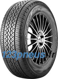 Le GEOLANDAR H/T-S est un pneu premium pour SUV qui fixe de nouveaux standarts pour la conduite sur route. Qu'importe si vous conduisez surtout en ville ou que vous roulez plutôt sur autoroute, ce nouveau pneu SUV répond parfaitement à vos besoins. Elaboré pour procurer une tenue de route exceptionelle, un confort supérieur et une longévité, le GEOLANDAR H/T-S vous offre un plaisir et une sécurité que vous ne pensiez jamais atteindre.