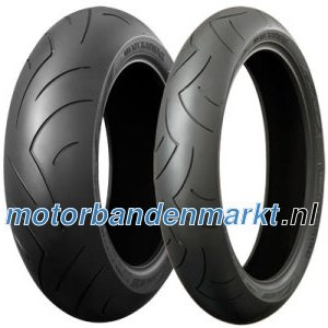 Bridgestone   BT01 F