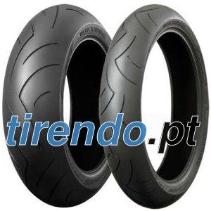 Bridgestone BT01 F
